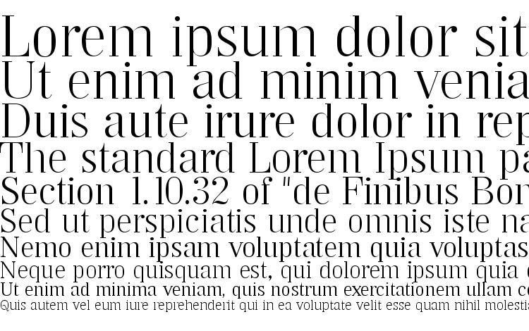 specimens WichitaLH Regular font, sample WichitaLH Regular font, an example of writing WichitaLH Regular font, review WichitaLH Regular font, preview WichitaLH Regular font, WichitaLH Regular font