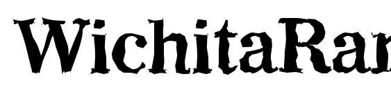 WichitaRandom Bold Font