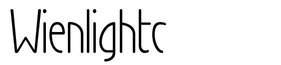 Wienlightc Font