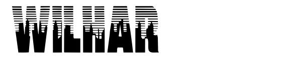 Wilhar Font