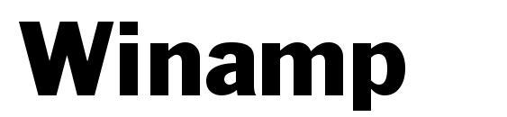 Winamp Font, Sans Serif Fonts