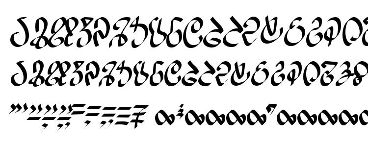 glyphs WizardSpeak font, сharacters WizardSpeak font, symbols WizardSpeak font, character map WizardSpeak font, preview WizardSpeak font, abc WizardSpeak font, WizardSpeak font