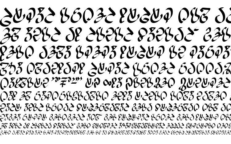 specimens WizardSpeak font, sample WizardSpeak font, an example of writing WizardSpeak font, review WizardSpeak font, preview WizardSpeak font, WizardSpeak font