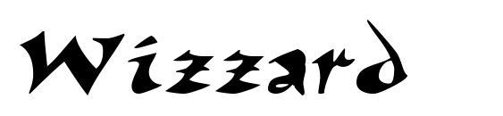 Wizzard Font