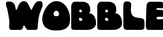 Wobbles (1) Font