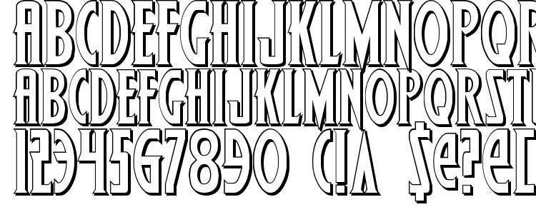 glyphs Wolf4s font, сharacters Wolf4s font, symbols Wolf4s font, character map Wolf4s font, preview Wolf4s font, abc Wolf4s font, Wolf4s font