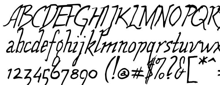 glyphs Wolven script font, сharacters Wolven script font, symbols Wolven script font, character map Wolven script font, preview Wolven script font, abc Wolven script font, Wolven script font