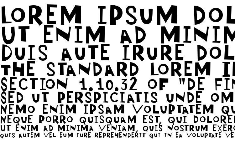 specimens Wonderlism font, sample Wonderlism font, an example of writing Wonderlism font, review Wonderlism font, preview Wonderlism font, Wonderlism font