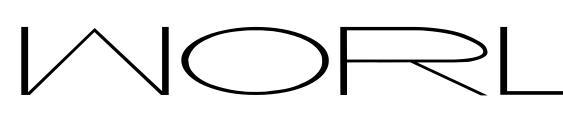 WorldNet Font, Sans Serif Fonts