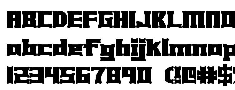 glyphs Xhume BRK font, сharacters Xhume BRK font, symbols Xhume BRK font, character map Xhume BRK font, preview Xhume BRK font, abc Xhume BRK font, Xhume BRK font