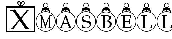 Xmasbells Font, Christmas Fonts