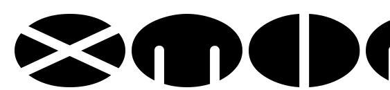 Xminus Font