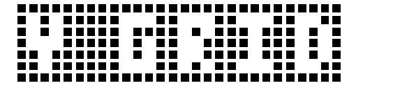 Y Grid Font