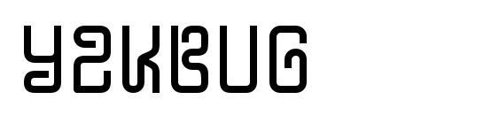 Y2kbug Font, Elegant Fonts