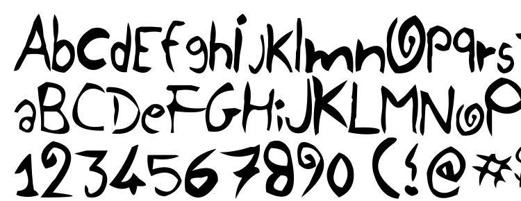 glyphs Yellowjug font, сharacters Yellowjug font, symbols Yellowjug font, character map Yellowjug font, preview Yellowjug font, abc Yellowjug font, Yellowjug font
