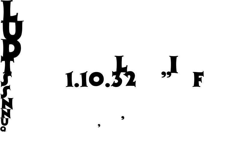 specimens ZaleskiCaps font, sample ZaleskiCaps font, an example of writing ZaleskiCaps font, review ZaleskiCaps font, preview ZaleskiCaps font, ZaleskiCaps font