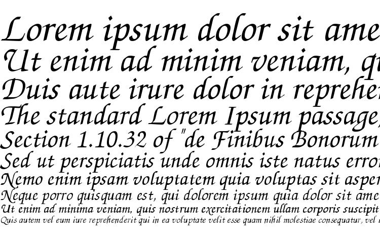 specimens ZapfChanceryCTT font, sample ZapfChanceryCTT font, an example of writing ZapfChanceryCTT font, review ZapfChanceryCTT font, preview ZapfChanceryCTT font, ZapfChanceryCTT font