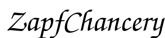 ZapfChanceryCTT Font, Christmas Fonts