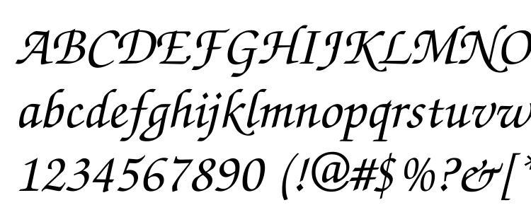 glyphs ZapfChanceryTT Italic font, сharacters ZapfChanceryTT Italic font, symbols ZapfChanceryTT Italic font, character map ZapfChanceryTT Italic font, preview ZapfChanceryTT Italic font, abc ZapfChanceryTT Italic font, ZapfChanceryTT Italic font