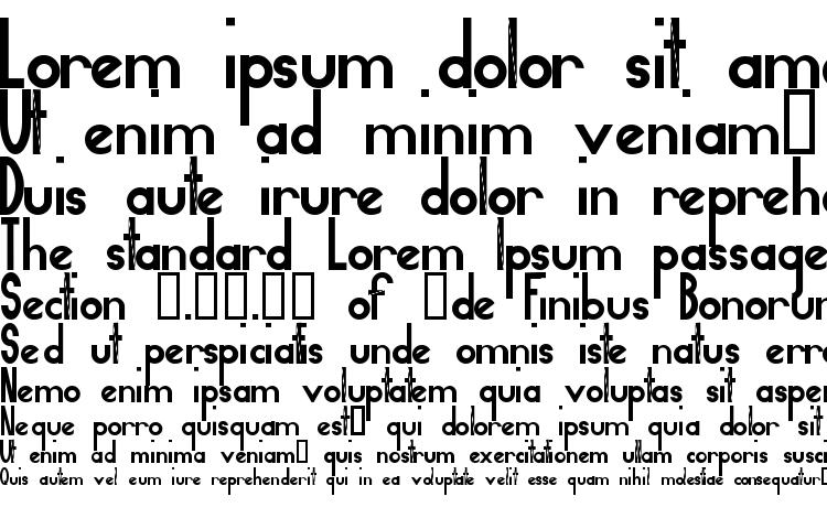 specimens Zeppelin 2 font, sample Zeppelin 2 font, an example of writing Zeppelin 2 font, review Zeppelin 2 font, preview Zeppelin 2 font, Zeppelin 2 font