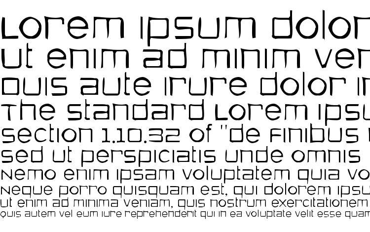specimens ZeroesGaunt font, sample ZeroesGaunt font, an example of writing ZeroesGaunt font, review ZeroesGaunt font, preview ZeroesGaunt font, ZeroesGaunt font
