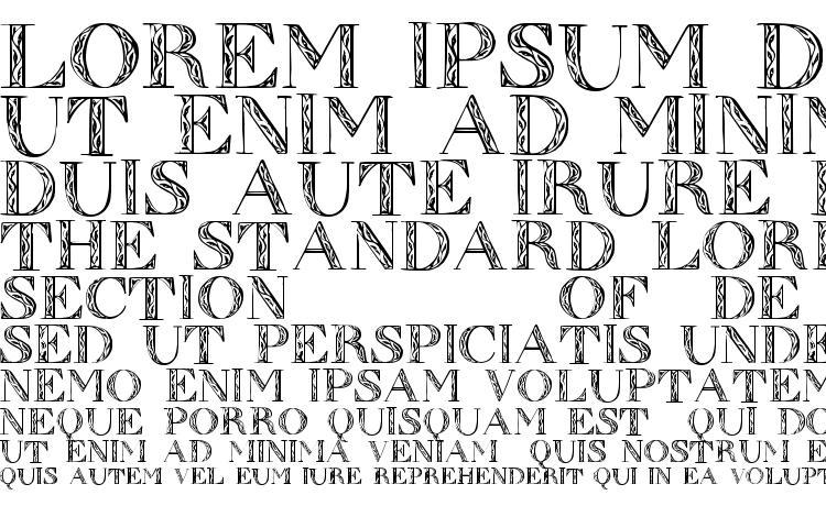 specimens Zierinitialen1 font, sample Zierinitialen1 font, an example of writing Zierinitialen1 font, review Zierinitialen1 font, preview Zierinitialen1 font, Zierinitialen1 font