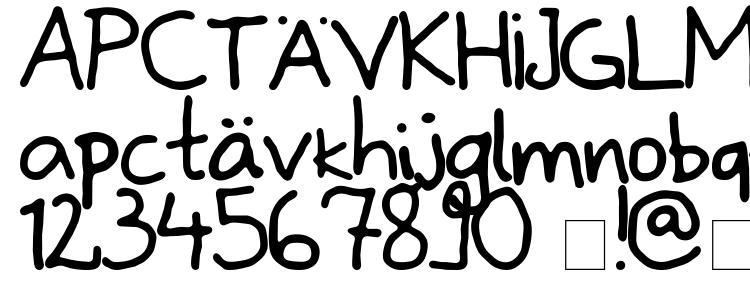 glyphs Zladdi font, сharacters Zladdi font, symbols Zladdi font, character map Zladdi font, preview Zladdi font, abc Zladdi font, Zladdi font