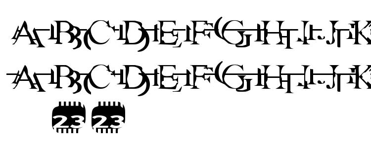 glyphs Zone23 zazen matrix font, сharacters Zone23 zazen matrix font, symbols Zone23 zazen matrix font, character map Zone23 zazen matrix font, preview Zone23 zazen matrix font, abc Zone23 zazen matrix font, Zone23 zazen matrix font