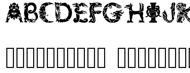 glyphs Zoomorphica font, сharacters Zoomorphica font, symbols Zoomorphica font, character map Zoomorphica font, preview Zoomorphica font, abc Zoomorphica font, Zoomorphica font