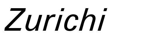 Zurichi Font