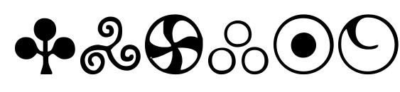 Zymbols Font